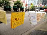 Flag Project - Vancouver June 15, 2012