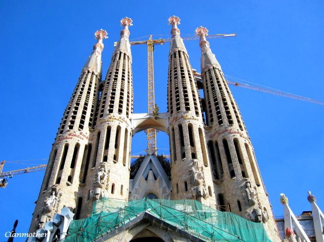 Happy Birthday Gaudi