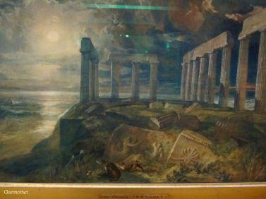The Temple of Poseidon at Sunium