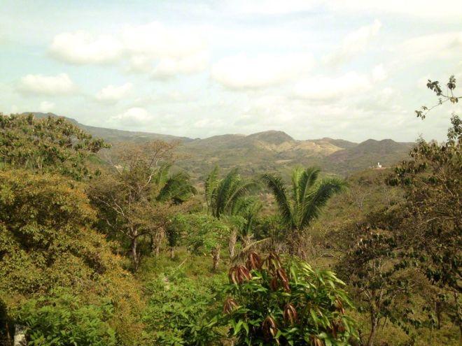 Hills around LaPintata,Courtesy of L & J