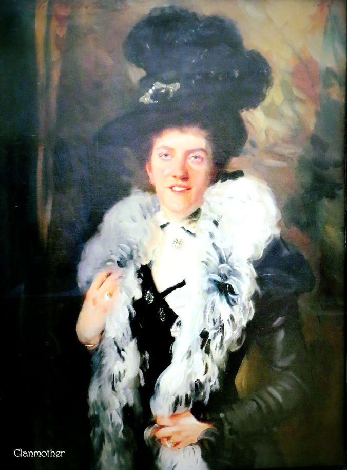 Mrs J.W. Crombie, 1898