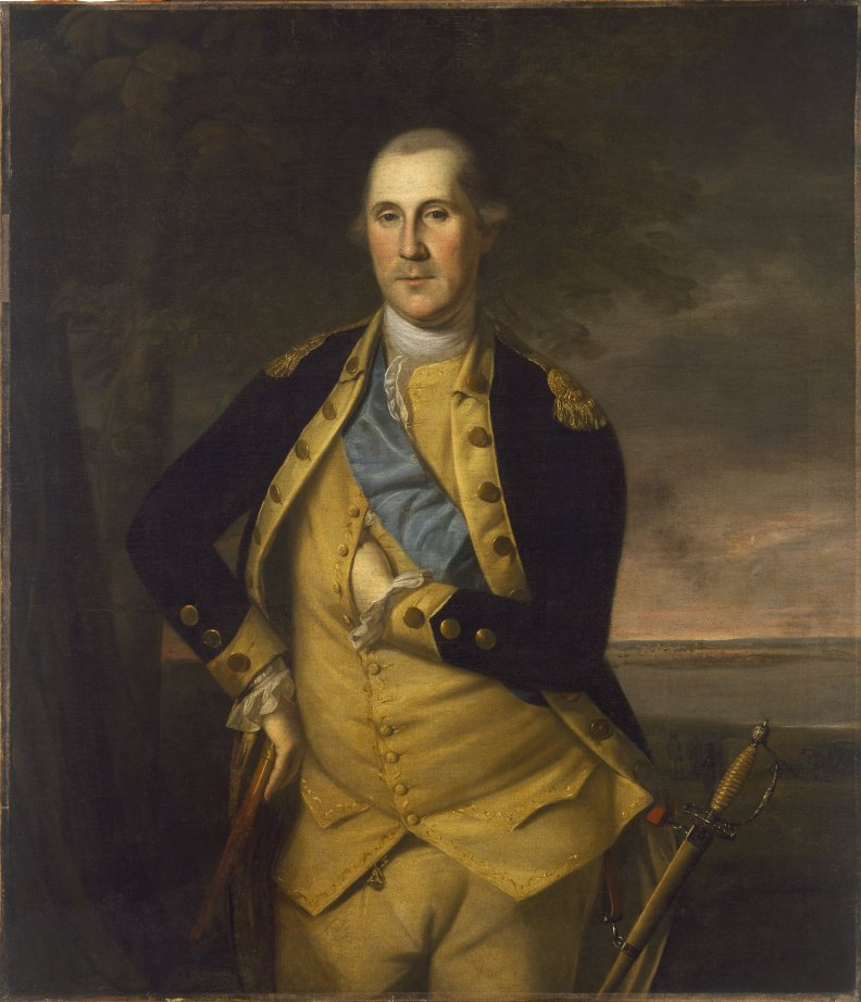 George Washington 1776