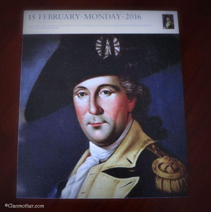 George Washington, Samuel King