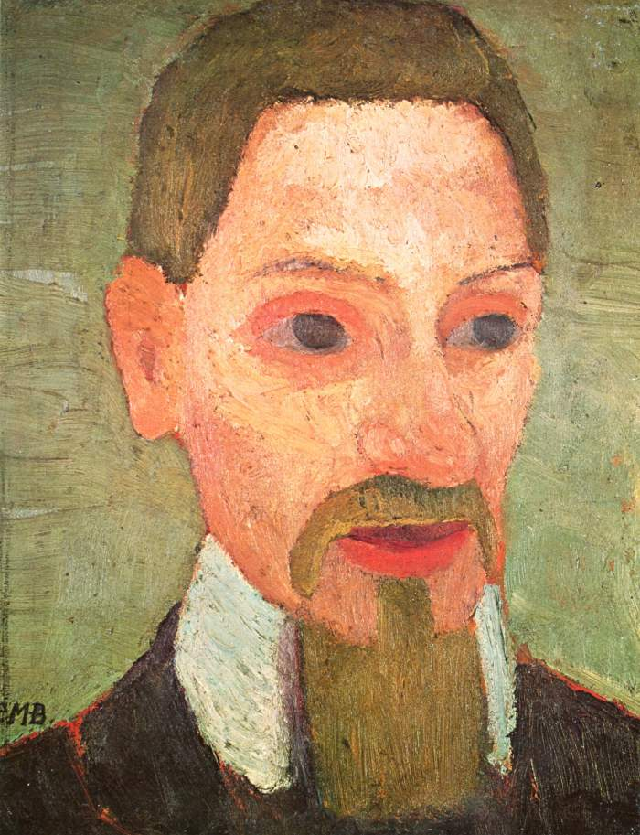 Paula Modersohn-Becker [Public domain or Public domain], via Wikimedia Commons