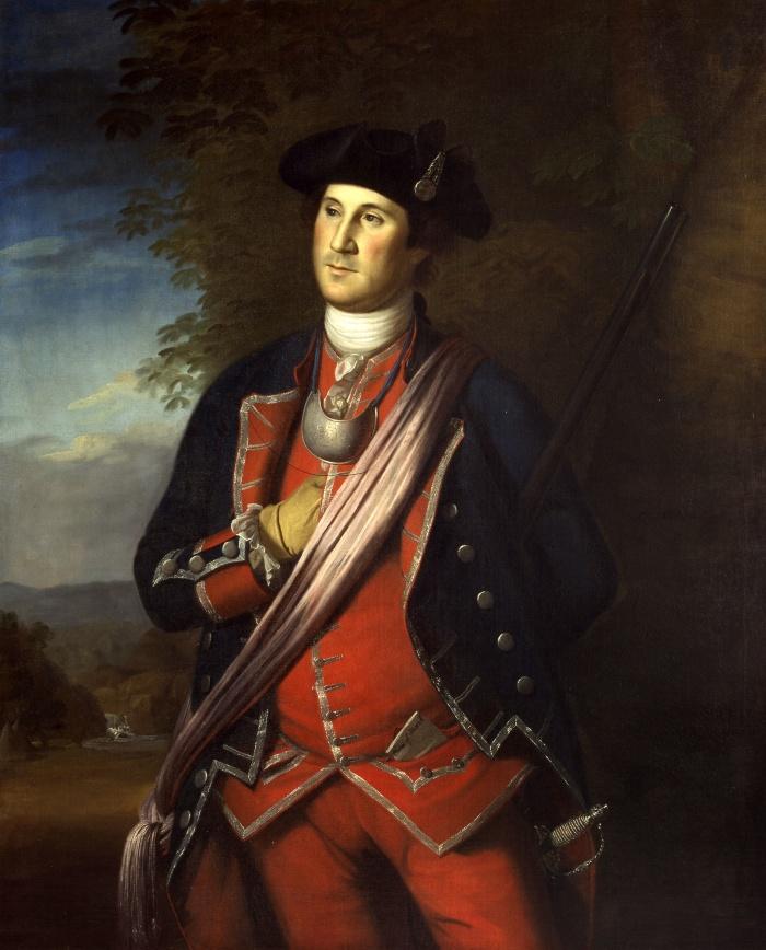 Washington 1772