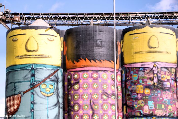 Vancouver Biennale - Giants