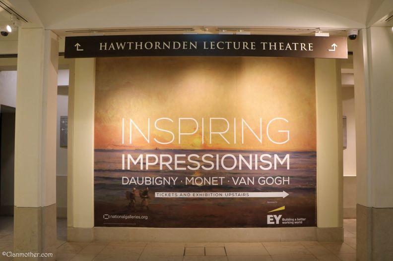Inspiring Impressionism