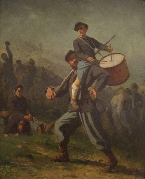 487px-Wounded_Drummer_Boy_by_Eastman_Johnson,_San_Diego_Museum_of_Art