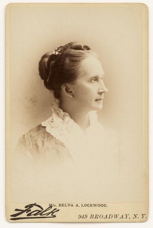 Belva Ann Bennett Lockwood