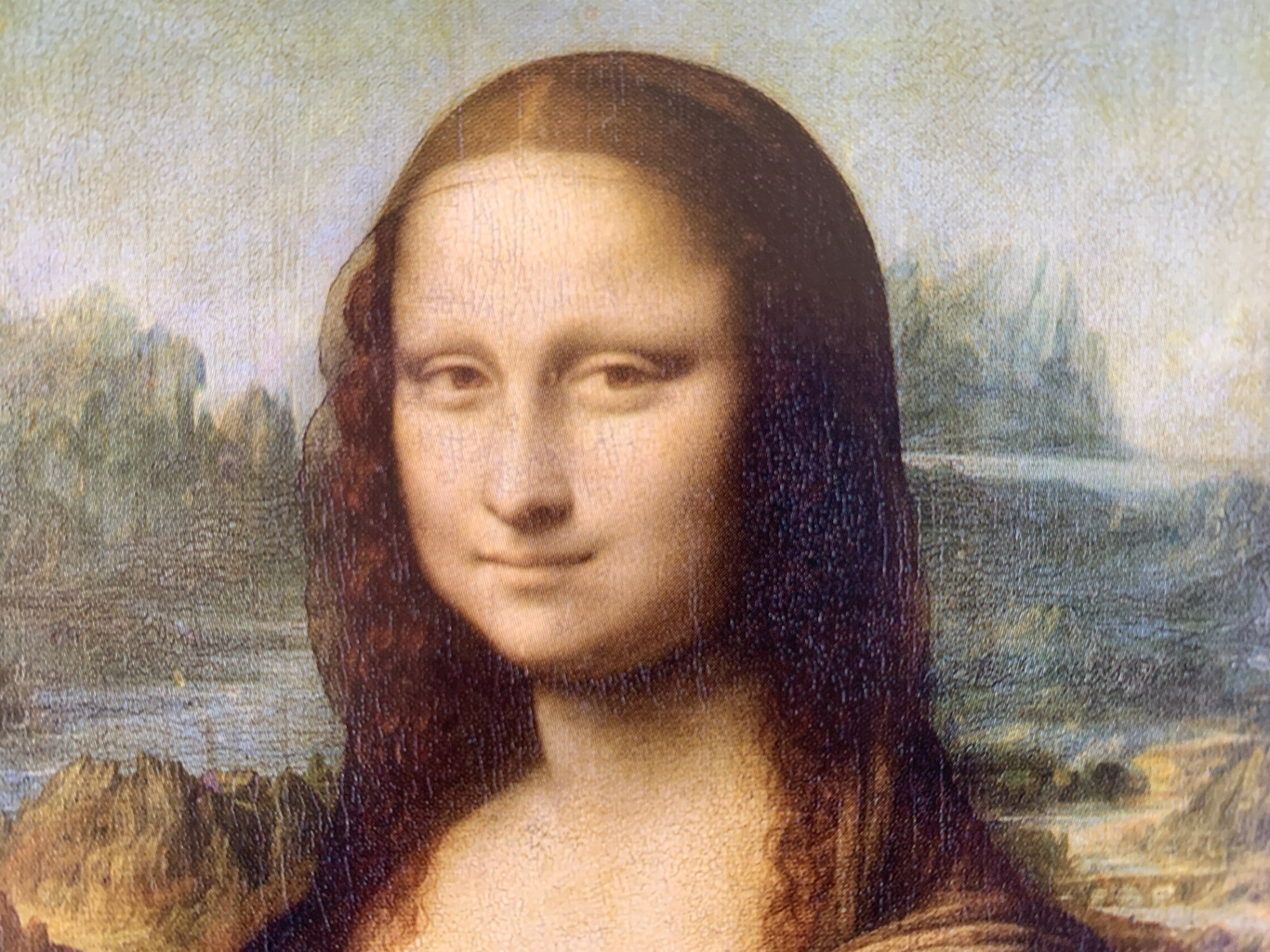 "#FridayPainting: Leonardo da Vinci ""The Mona Lisa"""